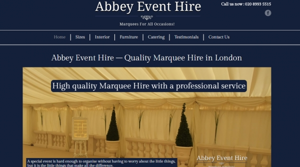 Abbey Event Hire