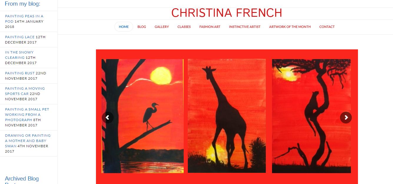 Christina French
