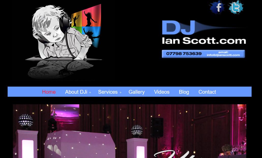 DJ Ian Scott
