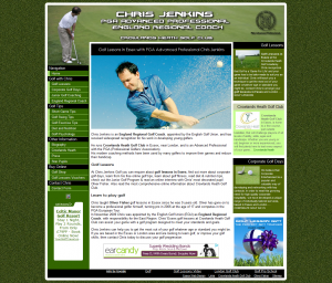 Golf Lessons Essex