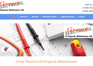 Grout Electrical