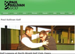Paul Sullivan Golf