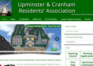Upminster and Cranham Residents' Association
